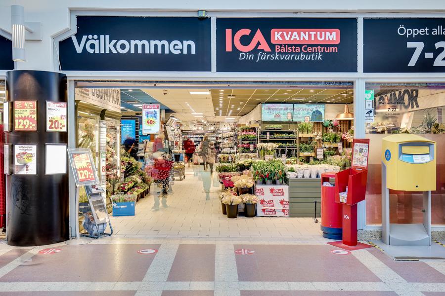 Ica butiker öppettider